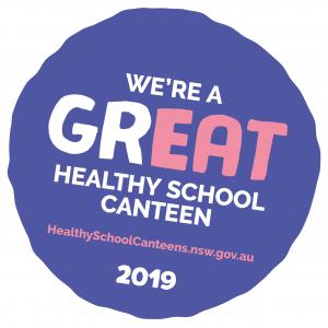 Healthy Canteen 2019